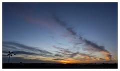 AR164666-B (-AR-) Tags: wolken clouds wolk cloud zon sun zonsondergang sunset horizon weer weather uitzicht view perspectief perspective voorneputten spuimondingwest haringvliet kleur color colour molen wieken wiek windmolen mill windmill