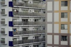 Tokyo 4096 (tokyoform) Tags: tokyo tokio  japo   japn     windows giappone nhtbn tquio           chrisjongkind tokyoform  japanese asia asian people orangbanyak   balcony