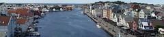 Haugesund fra Risøy bru (Odd Stiansen) Tags: summer sommer vestlandet haugesund smedasundet