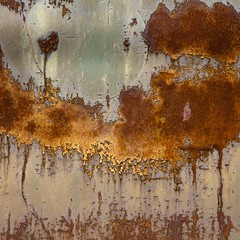 Sidération et lumière (Gerard Hermand) Tags: 1508288163 gerardhermand france paris eos5dmarkii abstract abstraction abstrait door metal porte rouille rust canon