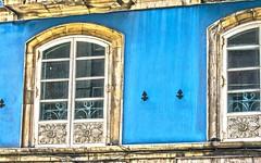 azul y blanco (rosalgorri1) Tags: azul bacon edificio asturias modernismo avils estructuras