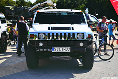 DSC_0684 (Mateusz Woek) Tags: black car truck soldier army mercedes benz tank polish august limo mercedesbenz kit hummer h1 h2 humvee kitcar tatra tychy 2015 t34 polskiego wito czog sierpie wojska onierz spadochroniarz