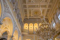 Hermitage's wonders (xiuzhu88) Tags: travel winter saint russia petersburg palace hermitage
