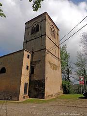 Oliveto - Torre campanaria (Paolo Bonassin) Tags: italy tower churches monteveglio torri emiliaromagna oliveto chiese santuari