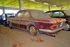 BMW 2000 CS (riccardo nassisi) Tags: auto abandoned graveyard car rust ruins decay rusty wreck wrecked ruggine relitto cremona deposito rottame sfascio epave abbandonata rottami casalmaggiore sfasciacarrozze autodemolizione demolitore sfasciacarrozzze