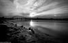 Mersey Sunset (6 of 28) (andyyoung37) Tags: sunset silhouette reflections mersey runcorn runcornbridge greatsky
