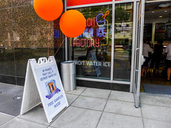 Detroit Water Ice Factory (Bob Ponder Photography) Tags: leica people downtown detroit jazz waterice dfj mitchalbom woodwardave detroitjazzfestival detroitwaterice detroitwatericefactory