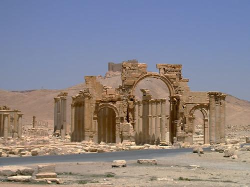 Palmyra - تدمر