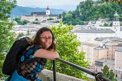 Matina (stephanrudolph) Tags: friends people woman salzburg girl smile face austria sterreich nikon europa europe handheld brunette d700