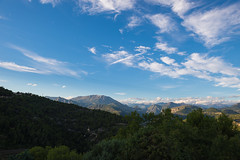 View from Carros towards the Alps (bbclare) Tags: red holiday france alpes french nikon grasse riviera cte ctedazur carros maritimes dazur frenchriviera alpesmaritimes coteaux coteauxdazur nikonafsnikkor2470mmf28gedlens nikond610