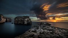 The Fungus Rock - Gozo, Malta - Landscape, travel photography