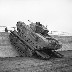 "Tank, Infantry, Mk IV (A22)  - Churchil • <a style=""font-size:0.8em;"" href=""http://www.flickr.com/photos/81723459@N04/22010688410/"" target=""_blank"">View on Flickr</a>"
