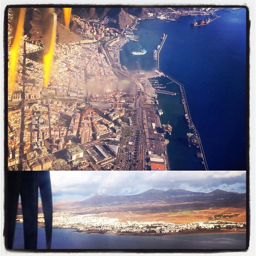 From Tenerife to Lanzarote...