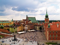 warsaw-poland-old-town