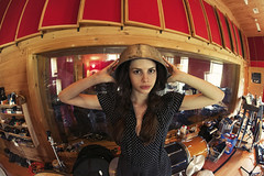 Pot Head (dr.snitch) Tags: musician music studio photography charlotte kemp recordingstudio briangeltner muhl canon15mmf28 charlottekempmuhl charlottemuhl