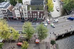 Raadhuisstraat, Amsterdam. (parnas) Tags: street amsterdam nederland streetphotography westertoren westerkerk raadhuisstraat