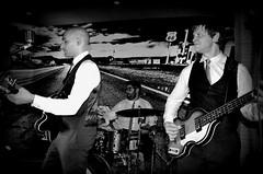 The Beat Circus live @50's Ristoburger - Bra 23.10.2015