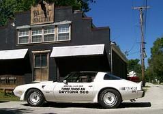 Yetti's 1981 Daytona Pace car