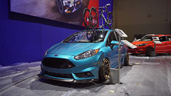 cinemotive_media_ford_fiesta_st_sema_2015_7 (cinemotivemedia) Tags: ford sign st race media paint fiesta bc dynamic wheels tire racing turbo brakes cobb imaging sema tuning edition savers falken baer 2015 velos tjin adv1 designwerks gurnade cinemotive