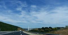 Viaduc de Millau (Martin M. Miles) Tags: france 12 tarn millau aveyron midipyrnes viaducdemillau