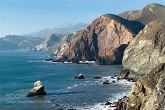 Marin Headlands (ilovehikingco) Tags: ocean california coast unitedstates wordpress coastal marincounty marinheadlands ifttt