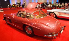 1955 Mercedes-Benz 300SL 5 (Jack Snell - Thanks for over 26 Million Views) Tags: sf auto show ca 58th wallpaper art cars 1955 wall vintage paper san francisco display center international mercedesbenz collectible moscone 300sl excotic jacksnell707 jacksnell accadomy