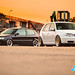 "MK4 & Polo 6N2 • <a style=""font-size:0.8em;"" href=""http://www.flickr.com/photos/54523206@N03/23224592832/"" target=""_blank"">View on Flickr</a>"