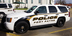 Police SUV (BOB WESTON) Tags: fortpaynealabama