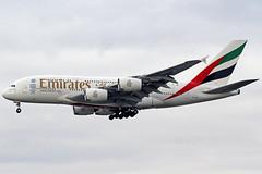 Emirates Airbus A380-861 A6-EEK FRA 23-11-15 (Axel J.  Aviation Photography) Tags: airport frankfurt aircraft aviation emirates airline airbus a380 flughafen flugzeug aeropuerto flugplatz fra avion airfield aviao aviones vliegtuig fraport aviacin luftfahrt luchthaven rheinmain fluggesellschaft a6eek