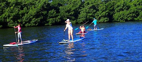 12_26_16 paddleboard Yoga Sarasota FL 19