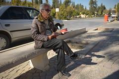 Iran, Shiraz: Selling Hafez-Poetry (dscheronimo) Tags: nikon iran persia shiraz hafez d800 persien