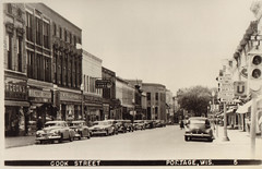 Cook Street 1940s or 1950s