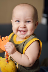 Teeth (red-anchous) Tags: baby cute girl smile smiling children nikon babygirl lovely d600