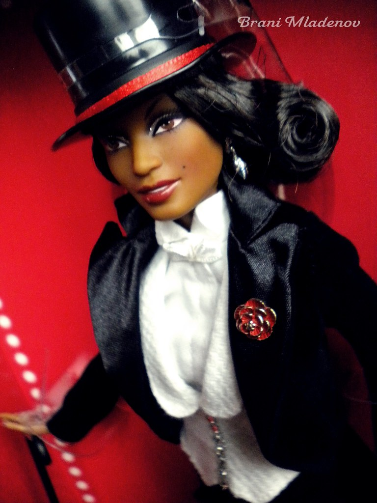 Barbie fashionistas in the spotlight cutie doll 56