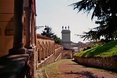 Piazzale del Castello (Skylark92) Tags: italy italie friuli venezia giulia udine centre city building buildings structure architecture piazzale del castello