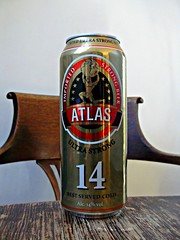 Atlas Ultra Strong 14% ABV (knightbefore_99) Tags: dutch atlas ultra strong 14 abv beer pivo cerveza hops malt import can tasty best served cold