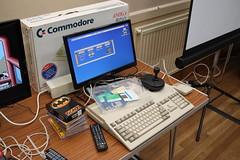 Boxed Amiga 500 - LAG Bash Raffle Prize (Stephen Coates) Tags: amiga a500 lincsamigagroup lag