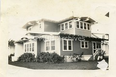 O. F. Bitting Home (St. Petersburg Museum of History) Tags: stpetersburgmuseumofhistory stpetersburgmuseumofhistoryarchives stpetersburg floridaarchives history vintagephotograph crescentlake crescentlakepark bitting bittinghome