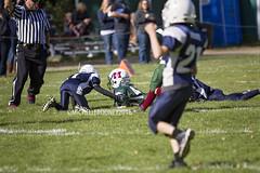IMG_2486eFB (Kiwibrit - *Michelle*) Tags: pee wee football winthrop monmouth boys team game 101516 play