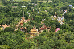 Near Udong Mountain (Ben Mitchell2009) Tags: cambodia temple buddhist landscape