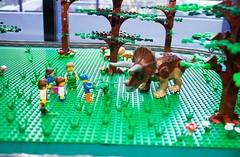 47 (Bricktastic) Tags: brickevents lego queenslandlegousergroup goldcoast afol moc