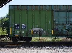 Endur (quiet-silence) Tags: graffiti graff freight fr8 train railroad railcar art endur boxcar clipart wrwk wrwk4375