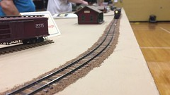 Model train show. (Chicago Rail Head) Tags: narrowgauge 187scale steamlocomotive denverriogrande 280