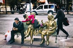(Volkan Baar) Tags: eskiehir people portrait turkey travel street light