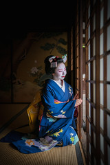 Maiko20161016_13_05 (kyoto flower) Tags: eiunin temple toshimomo kyoto maiko 20161016     raisuke