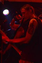 (Caro Blake) Tags: punk raw hardcore hc eristetyt punks concert neza mexico redlight red tattoos devil deviltattoo