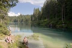 Summer - Verano - Caumasee Lake (Lago) (CAUT) Tags: caumasee caumaseelake lago schweiz suiza switzerland julio july 2016 caut nikon d610 nikond610 suizo helvetia bosque forest wald lake