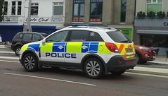 Police Service of Northern Ireland ,PSNI (RFZ 6838) (ferryjammy) Tags: police psni northernireland policeservice rfz6838