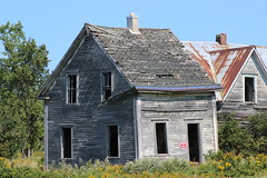 Detailed of the abandoned house (pegase1972) Tags: quebec québec qc canada house maison estrie easterntownships explore explored