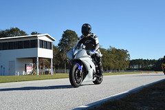 DSC_6093 (JPcoldone) Tags: yamaha r6 yzfr6 supersport track trackday jennings jenningsgp florida tracklife bikelife 600cc ohlins michelin shark alpinestars race racing